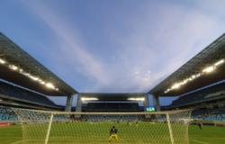 Após crise com a CBF, Arena sedia jogo e variedade de eventos