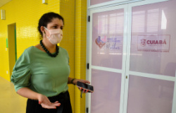 Primeiro Espaço de Acolhimento às Mulheres Vítimas de Violência Doméstica é entregue em Cuiabá