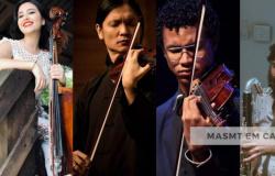 Museu da Arte Sacra realiza lives com intérpretes de Hermeto a Sebastian Bach