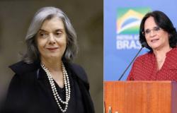 Cármen Lúcia e Damares Alves debatem violência contra a mulher