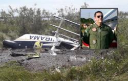 Corpo de piloto de helicóptero do Ibama é resgatado no Pantanal após 2 dias