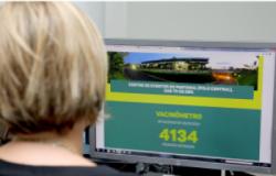 Vacina Cuiabá: População pode acompanhar dados diários com o vacinômetro; confira