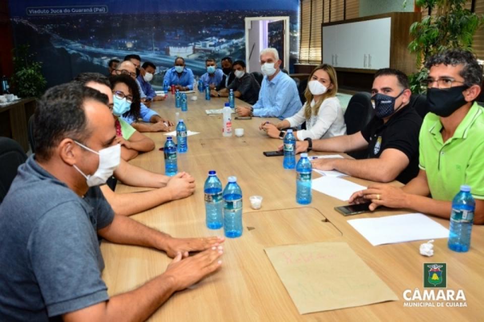 Colégio de Líderes discute formato das sessões ordinárias