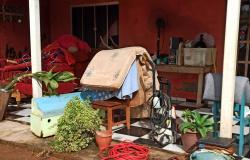 Cerca de 30 famílias perdem tudo após chuvas intensas causarem inundações em Aripuanã (MT)