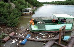 Limpurb desmente fake news sobre paralisação do serviço de coleta fluvial no Rio Cuiabá