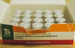 Vacinação contra Covid-19 deve ser retomada nesta terça-feira em Cuiabá