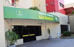 Hospital São Benedito faz transferência de pacientes e até sábado (13) atenderá somente casos de Covid