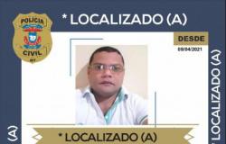 Morador de MT desaparecido há 9 dias é encontrado em cidade de SP vivo e bem