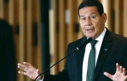 Mourão cogita possibilidade de concorrer ao Senado nas eleições de 2022