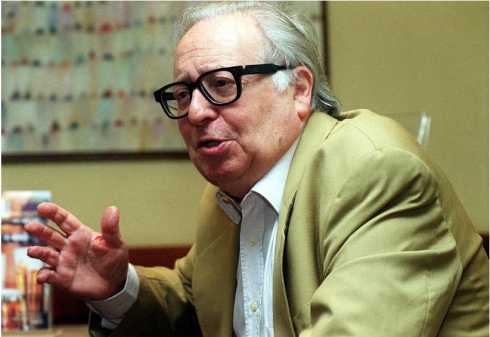 Historiador Marc Ferro morre aos 96 anos, vítima da covid-19