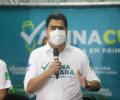Jornal Nacional aponta que apenas Cuiabá e outras quatro capitais possuem doses de Coronavac para serem utilizadas