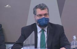 Após mais de 7h, termina sessão da CPI da Covid com ex-chanceler Ernesto Araújo