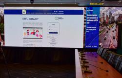 Programa Nota MT não informa premiação por SMS