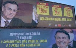 Sinop tem outdoor crítico a Bolsonaro e organizadores relatam sofrer ameaças