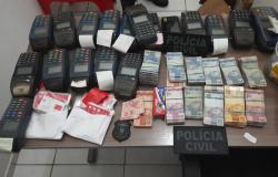 Polícia faz ação contra o jogo do bicho em MT e GO; 36 ordens são cumpridas