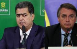 Por vacinas extras, Emanuel se reúne com Bolsonaro em Brasília