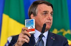 Bolsonaro diz que critério do TCU incentiva notificações de covid-19