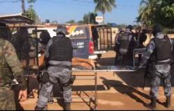 2 suspeitos de assaltar bancos morrem em confronto com o Bope no Nortão