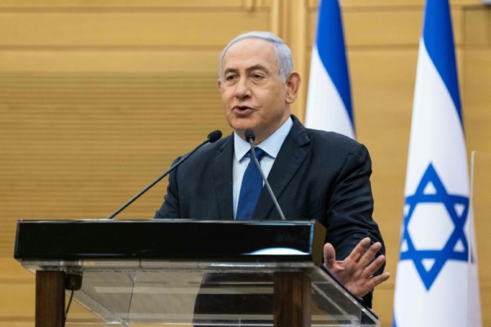 Netanyahu deixa a residência oficial