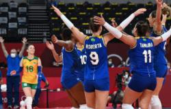 Vôlei feminino: Brasil vence a Sérvia e segue invicto na Olimpíada de Tóquio