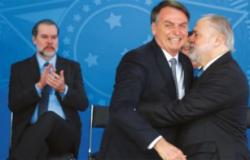 Bolsonaro acusava, com razão, o lulopetismo de aparelhar o Estado, mas aprendeu rápido