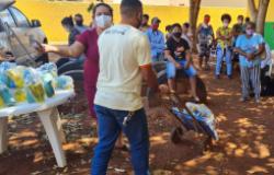 Expedição Araguaia: Justiça Comunitária faz reconhecimento de região e define plano de logística
