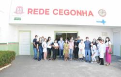 REDE CEGONHA DE VÁRZEA GRANDE RECEBE VISITA TÉCNICA E ELOGIOS PELOS SERVIÇOS PRESTADOS