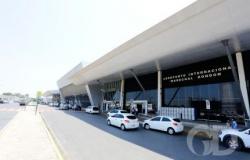 Avião faz pouso forçado no aeroporto de Várzea Grande