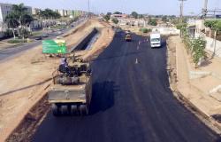 Prefeitura finaliza muro de gabião e avança com pavimentação na Avenida Dante Martins de Oliveira
