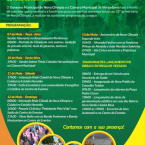 DEFINIDA PROGRAMAÇÃO DO 33º ANIVERSÁRIO DE NOVA OLÍMPIA