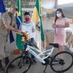 """Alunos de Nova Olímpia recebem prêmio do Concurso sobre """"Queimadas e Prevenção aos Incêndios Florestais"""""""