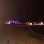 Policiais Militares de Denise resgatam vítimas presas em ferragens após acidente com caminhão canavieiro