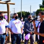 hauahuahauhauhauahhauhauahuahuahauhuAssistência Social lança campanha de conscientização pelo fim da violência contra a mulher