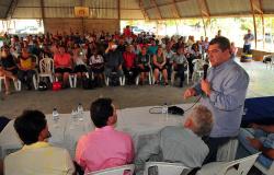 Maluf participa de convenções em Barra do Bugres e Nova Olímpia