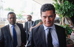 Taques, Selma e demais autoridades recepcionam Sérgio Moro em almoço
