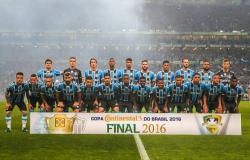 Grêmio leva a Copa do Brasil e encerra jejum de 15 anos