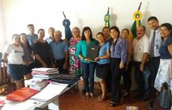 Nova Olímpia: Educação da posse aos novos membros do Conselho Municipal de Educação