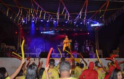 Animação e segurança marcaram o Carnaval de Nova Olímpia