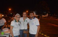 Nova Olímpia - Fraternidade Cruzeiro do Sul realiza 1ª Noite dos Sabores
