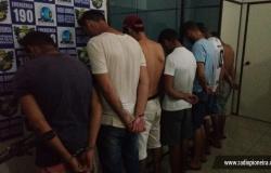 Prisões em Barra do Bugres e Mirassol indicam intensa atividade criminosa na região