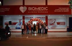 Inauguração da BIOMEDIC