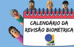 Eleitores de Nova Olímpia deverão fazer revisão biométrica entre julho a outubro