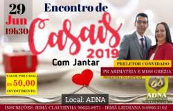Encontro de Casais - Igreja ADNA