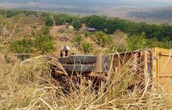 Acidente deixa pelo menos um morto na Serra Tapirapuã