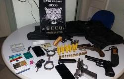 Polícia Civil prende integrantes de associação criminosa que se passavam por policiais civis para prática de crimes
