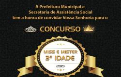 Miss e Mister 3ª Idade 2019