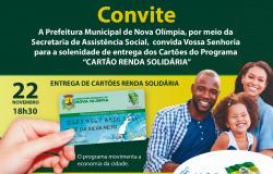 Nova Olímpia lança programa Renda Solidária beneficiando 134 famílias carentes