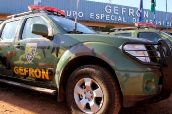 Ações são resultantes de atividades repressivas e preventivas nos 983 km de fronteira entre o Brasil e a Bolívia