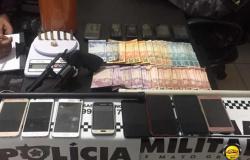 PM recupera revólver furtado do Banco do Brasil