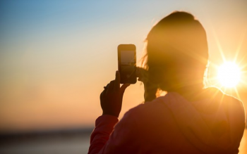 Aprenda a tirar boas fotos com o celular (Unsplash)